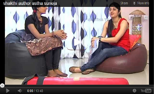 Interview in VANITHA TV