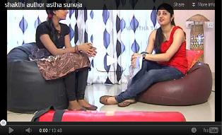 Interview in VANITHA TV